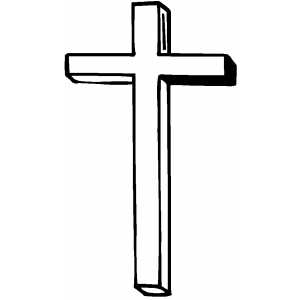 Cross10 coloring page
